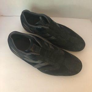 Hugo Boss slip on sneakers.